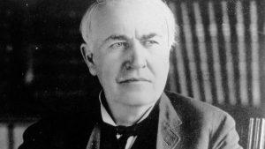 Thomas Edison - Nhà phát minh số một của Hoa Kỳ và thế giới (1847 - 1931)