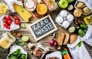 Giảm rác thải trong nhà bếp để bảo vệ môi trường